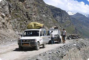 Ladakh Spiti Jeep Safari Tour India, Zanskar Jeep Safari Tour