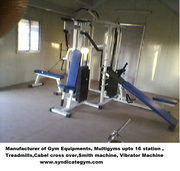 Gym Equipment India