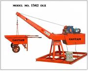 mini crane (monkey lift machine)