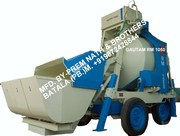 concrete mini mobile batching plant