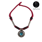 Tribal Necklace from online jewellery store Taj Pearl (shipping free)
