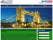Packers and Movers in Jammu | Packing Moving Services