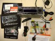 Becker Mexico 7948: Fixed Din Navigation Stereo with iPod lead - Phone