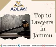 Top 10 lawyers in jammu