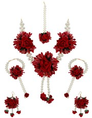 Check out Exclusive Haldi Jewellery Online by Anuradha Art Jewellery.